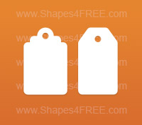 40 Price Tag Photoshop Custom Shapes