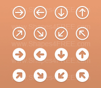 Free Arrows Icons
