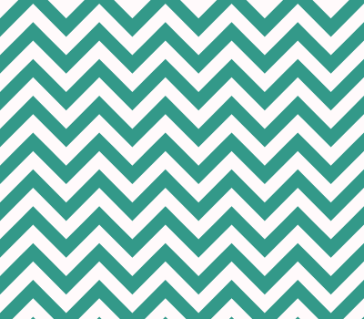 Emerald Green Zigzag Vector Pattern
