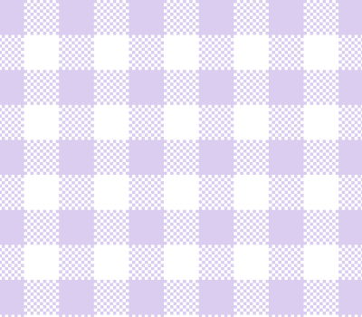 Pastel Purple Gingham Check Pattern Vector