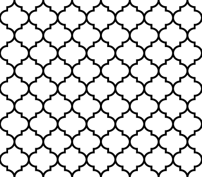 Moroccan Pattern Vector (SVG)