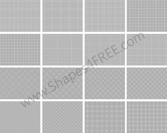 120 Free Photoshop Grid Patterns