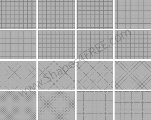 Photoshop Grid Patterns