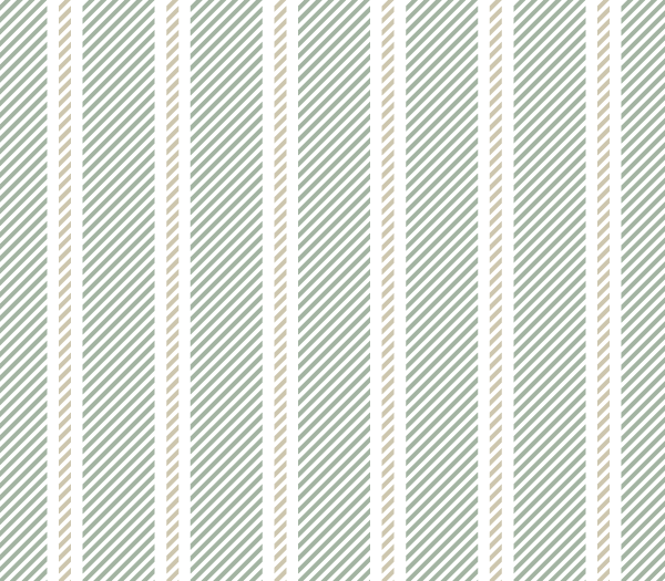 Green & Beige Vertical Stripe Vector Pattern (SVG)